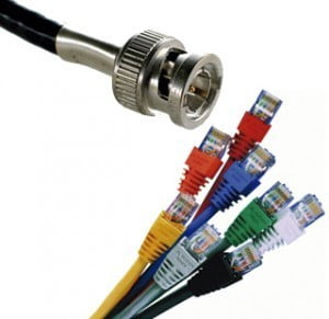 Cable UTP vs Cable Coaxial