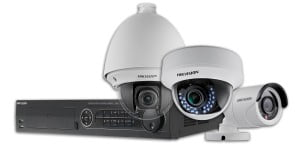 Tipos de DVR: Kit HikVision HD TVI